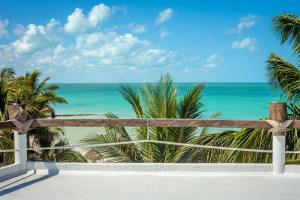 Beachfront Hotel La Palapa - Adults Only, Hotely  Ostrov Holbox - big - 50