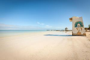Beachfront Hotel La Palapa - Adults Only, Hotely  Ostrov Holbox - big - 42