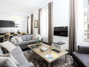 The Residence: Luxury 3 Bedroom Le Louvre - Париж