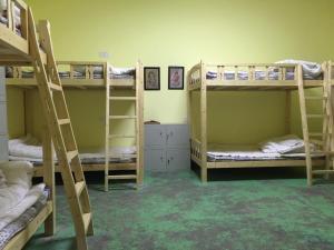 Pingyao Agam International Youth Hostel, Хостелы  Пинъяо - big - 2