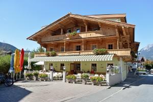 Appartement Fuchs Ferdinand - Hotel - Ellmau