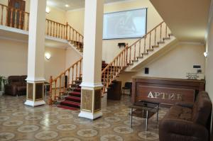 Hotel Artik - Volna-Shepelinovka