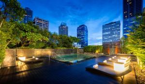 Oakwood Apartments Trilliant Sukhumvit 18