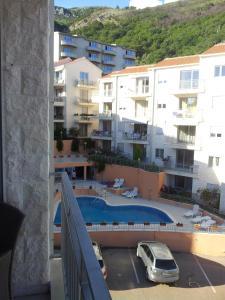 Apartment Lazareva, Apartments  Petrovac na Moru - big - 8