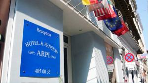 Hotel Pension ARPI - Vienna