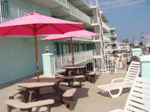 Four Winds Condo Motel, Motely  Wildwood Crest - big - 84