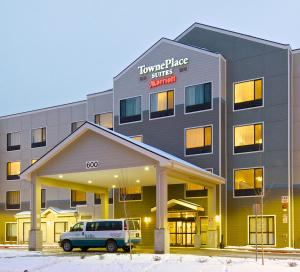 TownePlace Suites by Marriott Anchorage Midtown - Anchorage