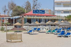 Marbella Beach Resort at Club Playa Real, Apartmanok  Marbella - big - 75
