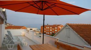 Apartments Milas, Ferienwohnungen  Trogir - big - 85