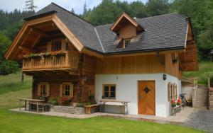 Ferienhaus Leitenbauer-Huabn - Fladnitz an der Teichalm