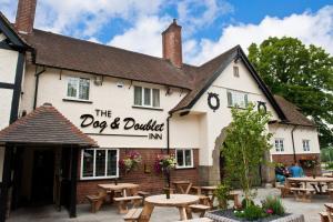 Ostelli e Alberghi - The Dog & Doublet Inn