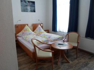Albergues - Hotel An der Karlstadt