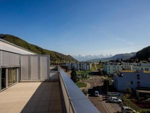 Top Floor Apartment with Large Terrace Hine Adon Bern Airport