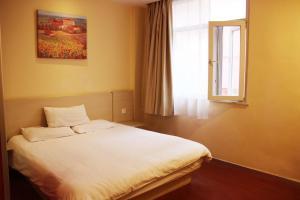 Hostels und Jugendherbergen - Hanting Hotel Jiuquan Changxing Market Branch