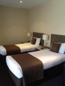 Comfort Inn & Suites Sombrero, Motel  Adelaide - big - 41