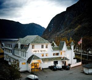 Accommodation in Høyanger