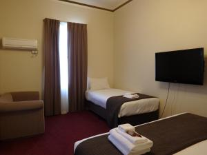 The Glenferrie Hotel Hawthorn, Szállodák  Melbourne - big - 25