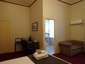 The Glenferrie Hotel Hawthorn, Szállodák  Melbourne - big - 23
