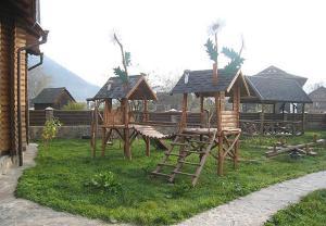 Hotel Gerdan Verkhovina, Lodges  Verkhovyna - big - 38