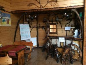 Hotel Gerdan Verkhovina, Lodges  Verkhovyna - big - 27