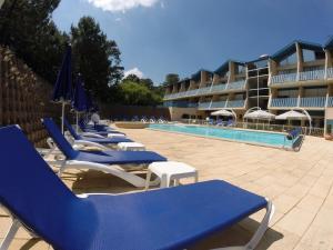 Hotel Logis Lacotel, Hotel  Hossegor - big - 1