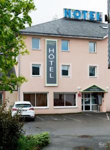 Hotel First Rodez - Rodez