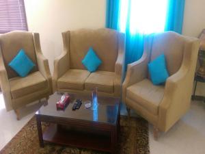Ronza Land, Residence  Riyad - big - 42