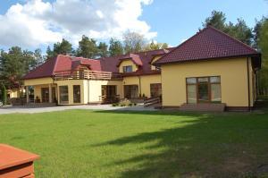 Accommodation in Gawrych Ruda