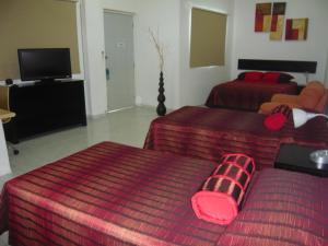 Aparthotel Siete 32, Apartmanhotelek  Mérida - big - 28