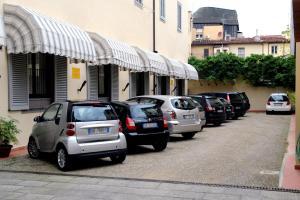 Hotel Residence La Contessina, Aparthotels  Florenz - big - 77