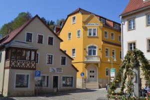 Hotel Wehlener Hof - Struppen-Siedlung