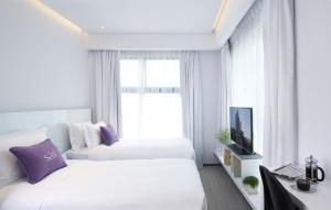 Hotel Sav, Szállodák  Hongkong - big - 60