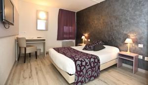 Hotel The Originals Mulhouse Est (ex P'tit-Dej Hotel) - Baldersheim