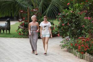 Uday Suites - The Airport Hotel, Отели  Тривандрум - big - 13