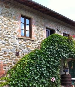 Agriturismo Fattoria Di Gratena, Vidéki vendégházak  Pieve a Maiano - big - 180