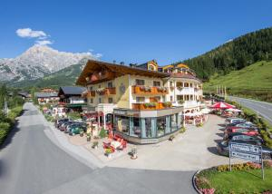 Accommodation in Maria Alm