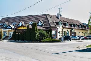 2 star pensiune Penzión Evergreen Trenčín Slovacia