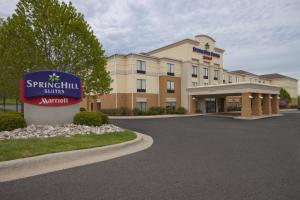 SpringHill Suites Grand Rapids North - Hotel - Grand Rapids