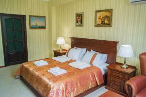 Sapsan, Hotels  Ternopil - big - 72