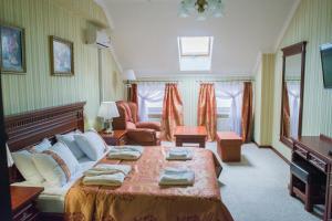 Sapsan, Hotels  Ternopil - big - 71
