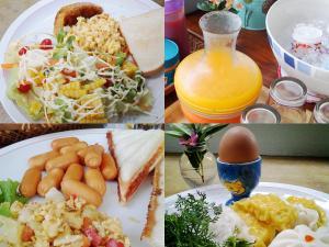 Lada House, B&B (nocľahy s raňajkami)  Lampang - big - 31