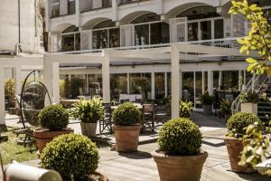 Hotel Saraceno, Отели  Морской Милан - big - 66
