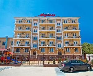 Отель Марсель, Витязево