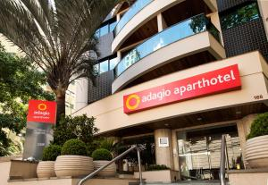 Adagio São Paulo Itaim Bibi, Aparthotels  São Paulo - big - 43