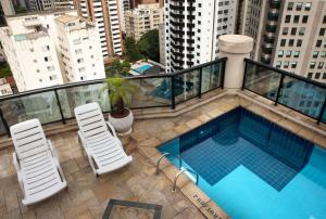 Adagio São Paulo Itaim Bibi, Aparthotels  São Paulo - big - 39