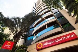 Adagio São Paulo Itaim Bibi, Aparthotels  São Paulo - big - 46