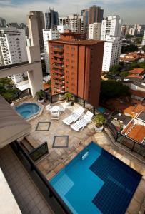 Adagio São Paulo Itaim Bibi, Aparthotels  São Paulo - big - 41