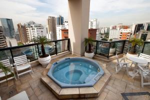 Adagio São Paulo Itaim Bibi, Aparthotels  São Paulo - big - 34