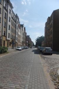 Apartment in Quiet Center - 10min Arena Riga - Milgravis