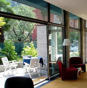 Albergo Al Caminetto, Hotels  Nago-Torbole - big - 15